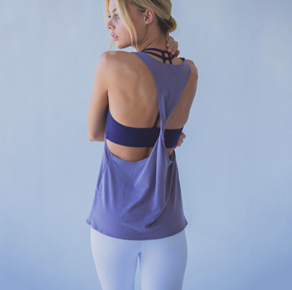 Top Sleeveless Quick Dry Breathable - 5 Colors Available - S/M/L/XL
