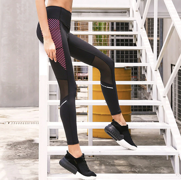 Strong Impact High Quality Compression leggings- pockets on the Side & Back - S/M/L/XL/XXL
