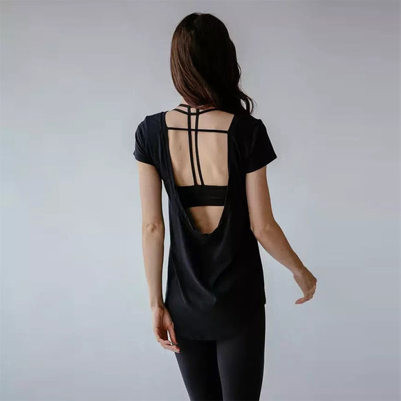 Breathable Yoga Soft Top - 2 Colors Available - S/M/L