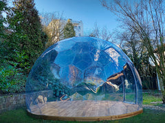 5 inspirations to use your Hypedome Garden Pod