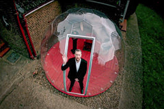 Channel 4 Taskmaster features Hypedome garden pod as its new outdoor area