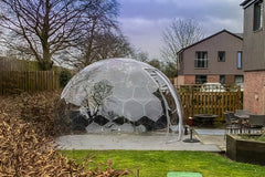 Angelas's Garden Igloo Pods