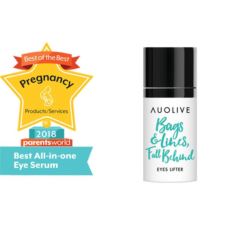 EYES LIFTER - Invigorating Eye Serum (Water-based)