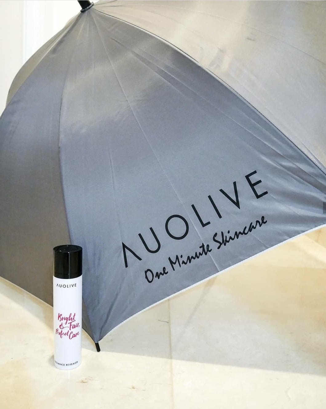 Limited Edition Auolive Large Umbrella