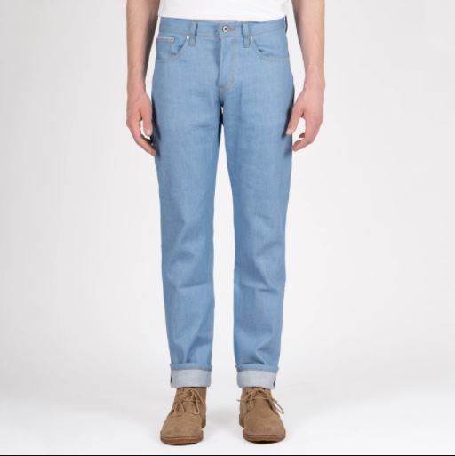 Jeans Weird Guy - Summer Sky Selvedge