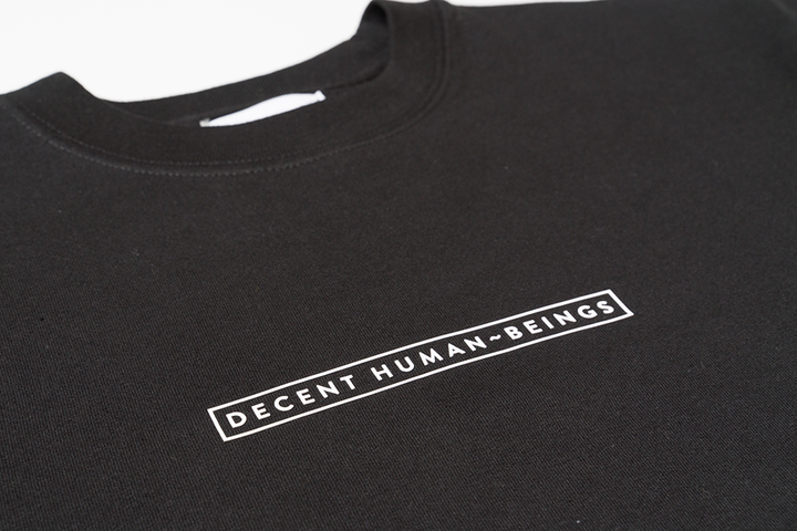 Crewneck logo silicone DHB rectangle