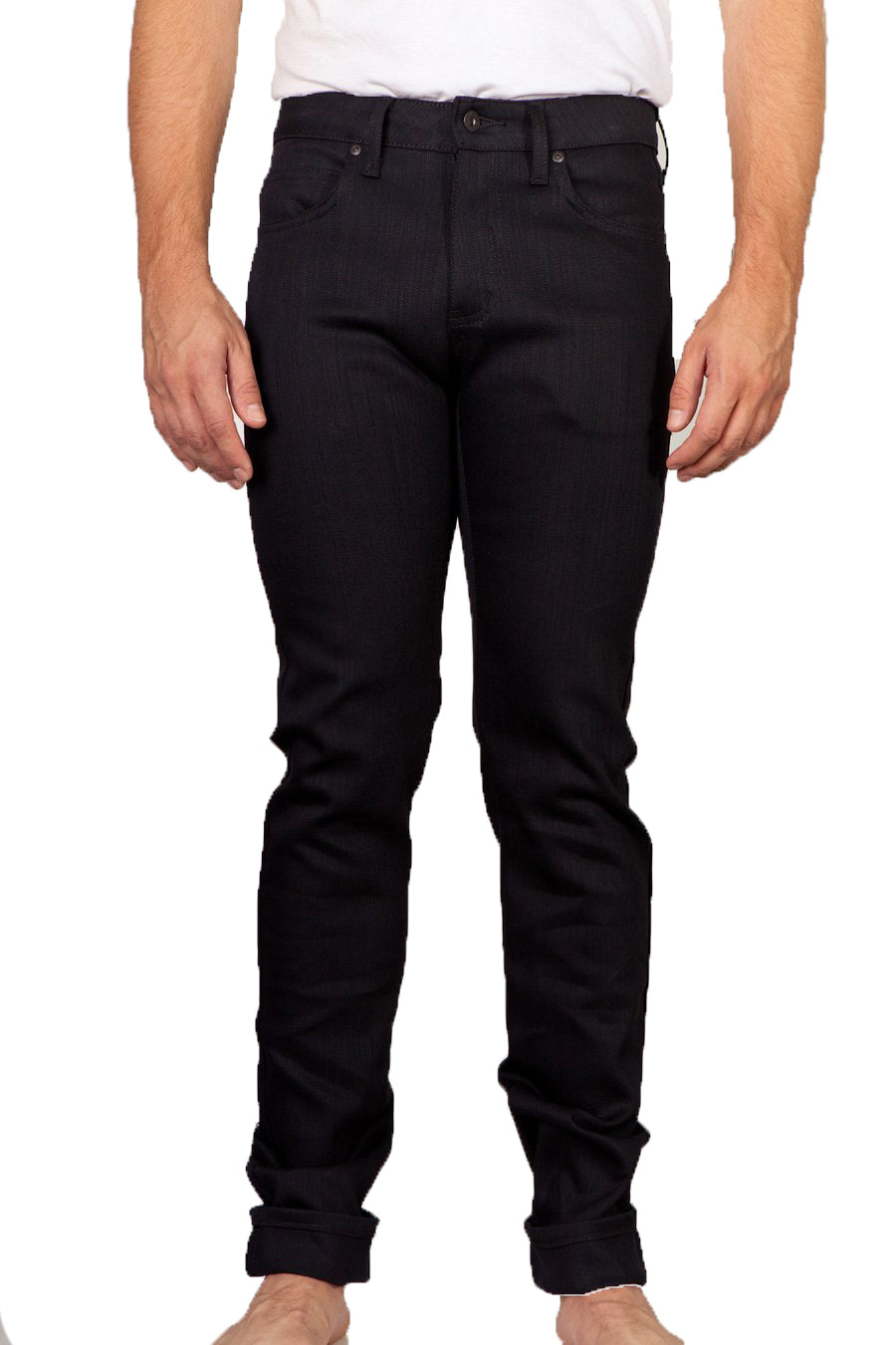 Jeans Super Guy - Black Power Stretch