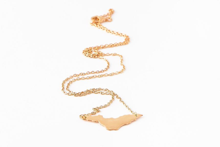 Collier MTL OR 18K