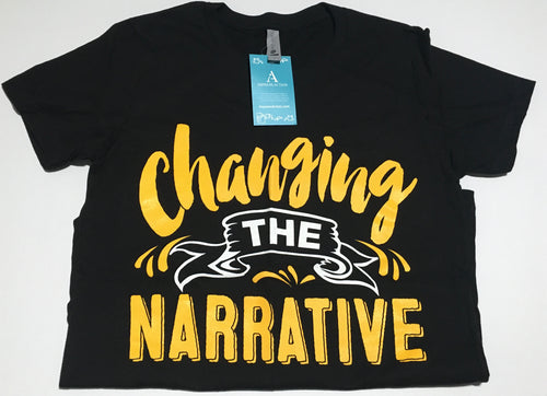 Changing the Narrative 'Golden' Unisex T-shirt
