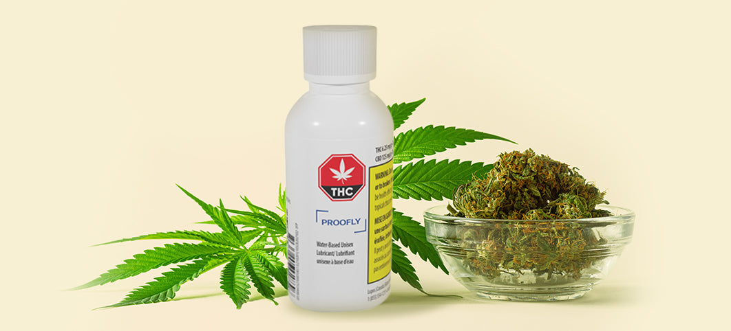 Topicals, Lubes and Cannabis
