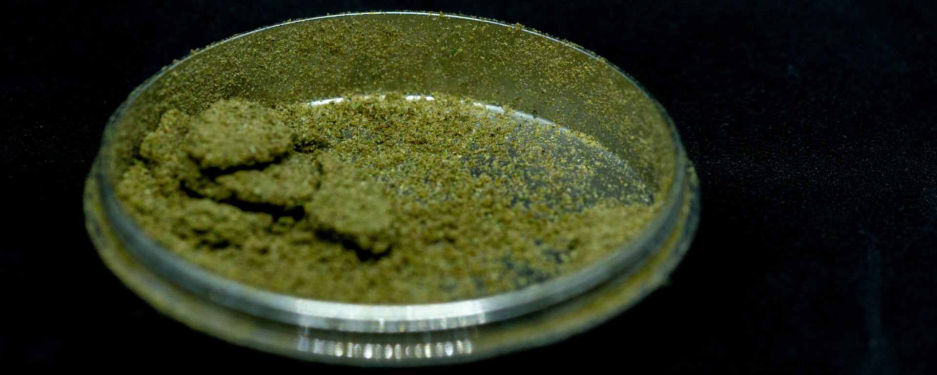 How to vape kief