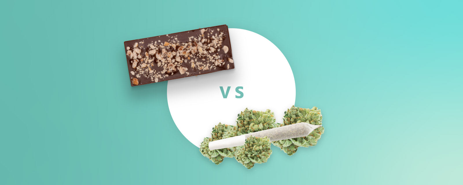Ingestion versus inhalation: What are the effects of cannabis edibles?