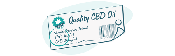 How to choose a high-quality cannabis oil 3