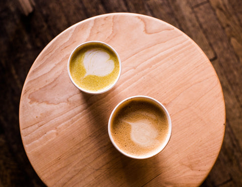 3 ways to create the perfect CBD-infused turmeric latte 0