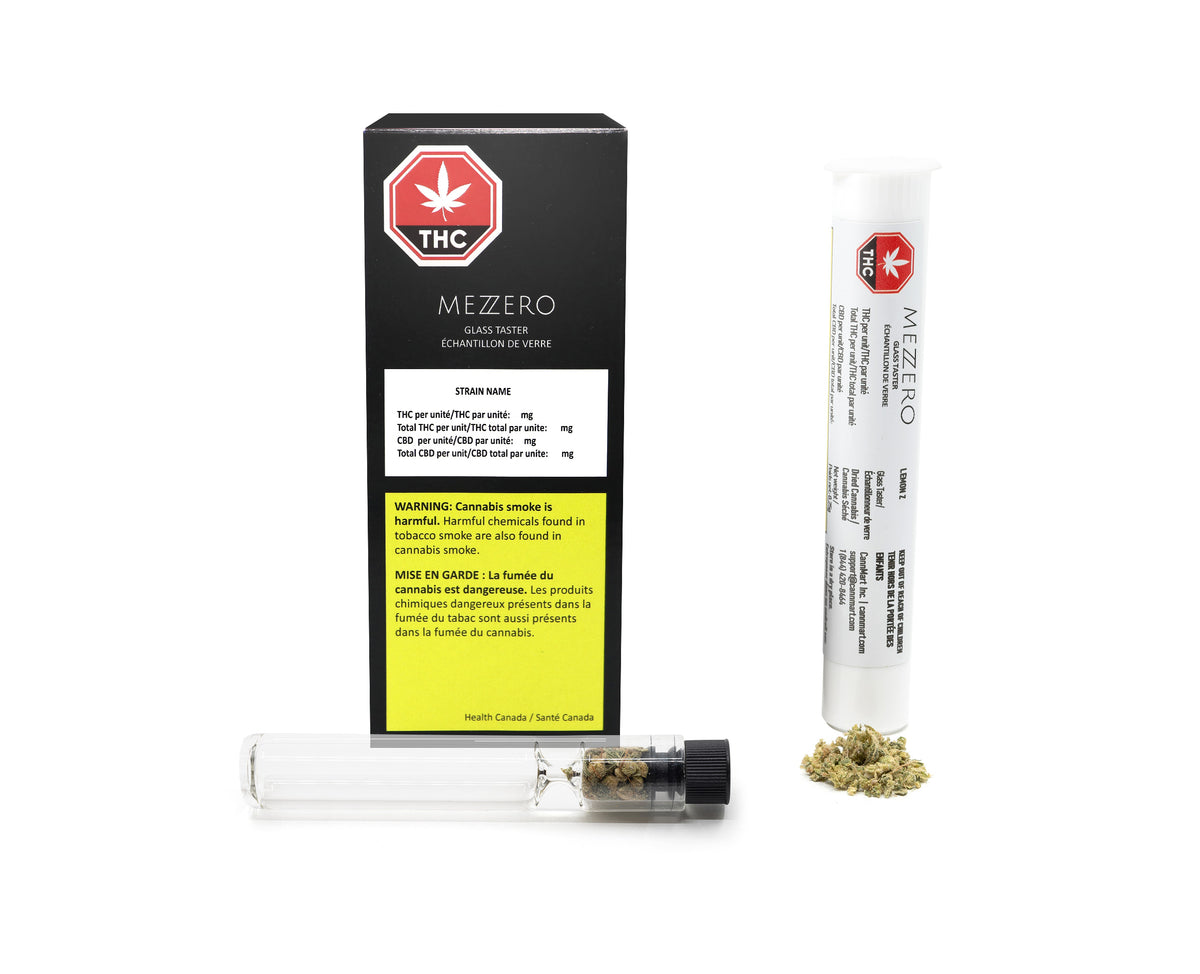 Lemon Zkittle Glass Taster