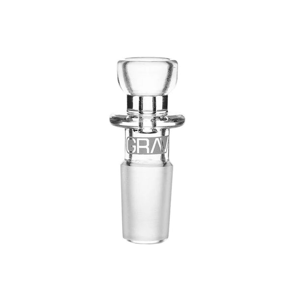 """Grav Labs - 8"""" Straight Glass Water Pipe - Default Title - 1"""