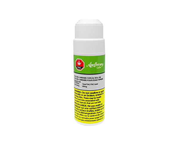 Apothecary Botanicals - 3:1 Topical Roll On - 88ml - 0