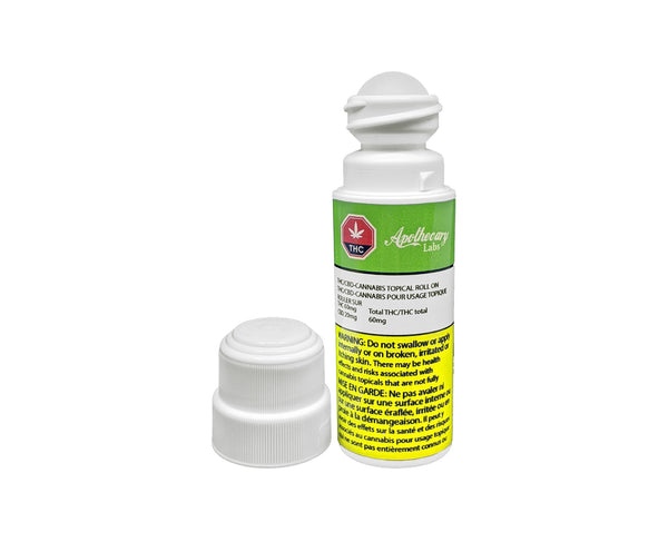Apothecary Botanicals - 3:1 Topical Roll On - 88ml - 1