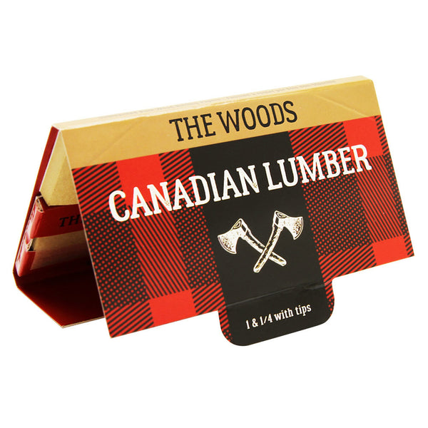 The Woods Unbleached Rolling Papers 2