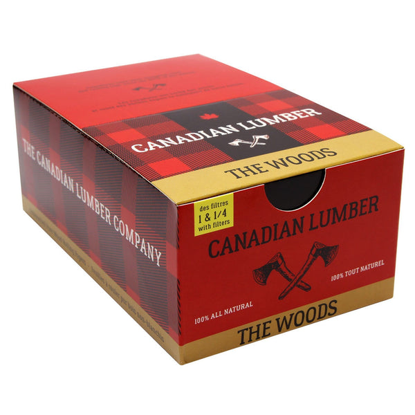 The Woods Unbleached Rolling Papers 5