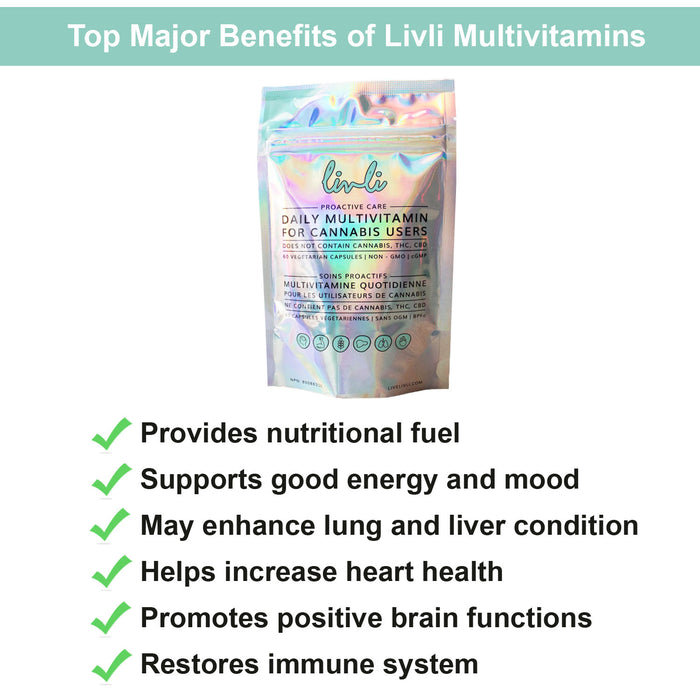 Livli Multivitamin