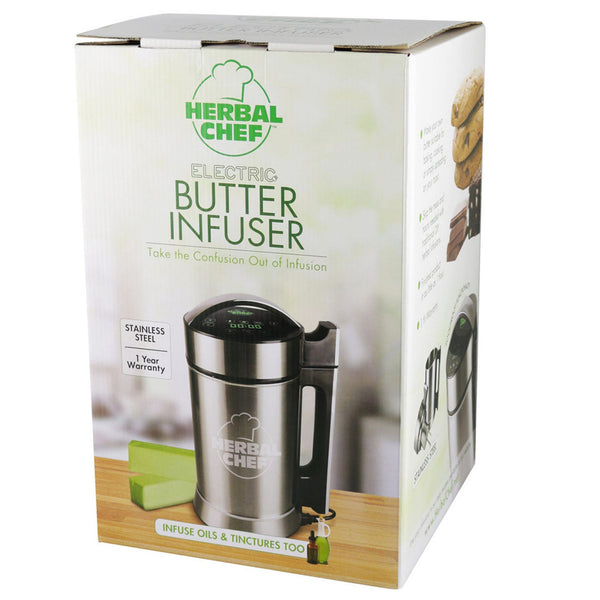 Herbal Chef - Electronic Butter Maker - Default Title - 4
