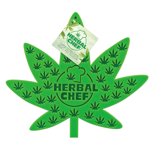 Herbal Chef - Silicone Pot Holder - Default Title - 1