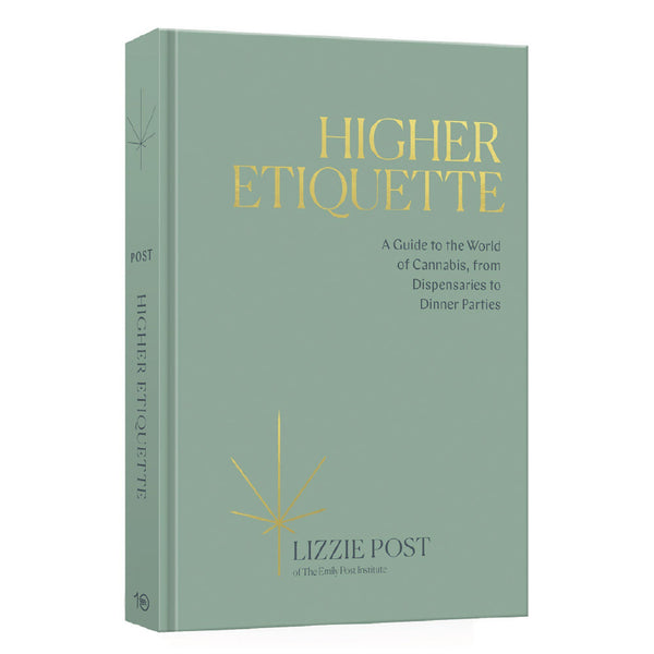 CannMart - Higher Etiquette: A Guide to the World of Cannabis - Default Title - 0