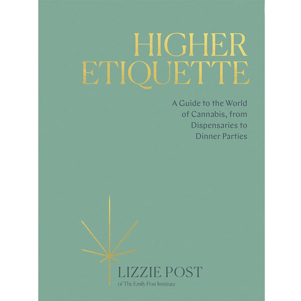 CannMart - Higher Etiquette: A Guide to the World of Cannabis - Default Title - 1
