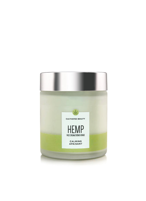 Cultivated Beauty Calming Hemp Face Cream 100ml