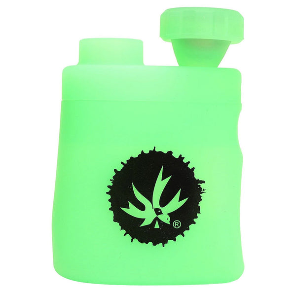 PieceMaker - Klutch Silicone Bubbler - DMP Black - 1