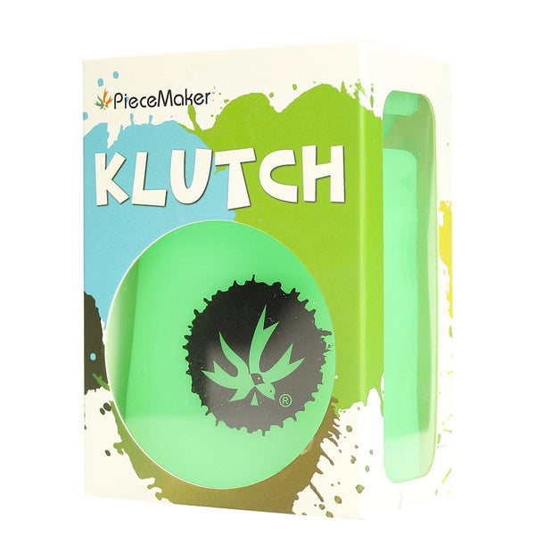 PieceMaker - Klutch Silicone Bubbler - DMP Black - 5