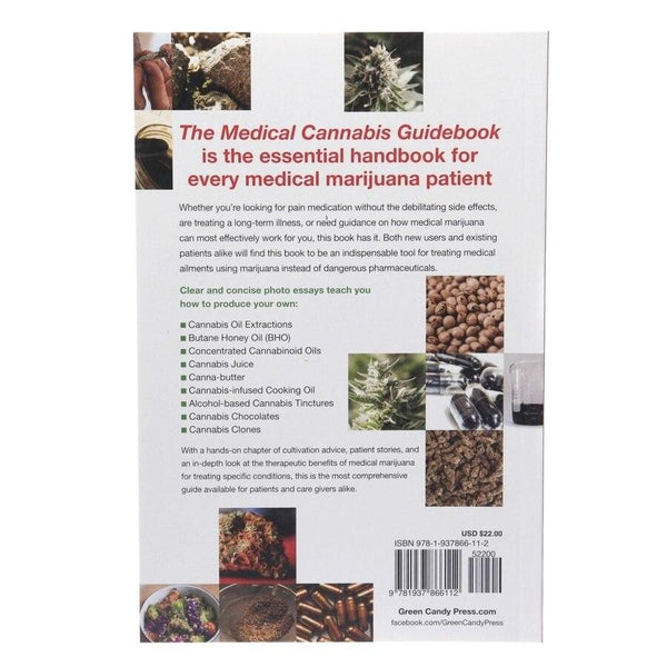 The Medical Cannabis Guide Book 1