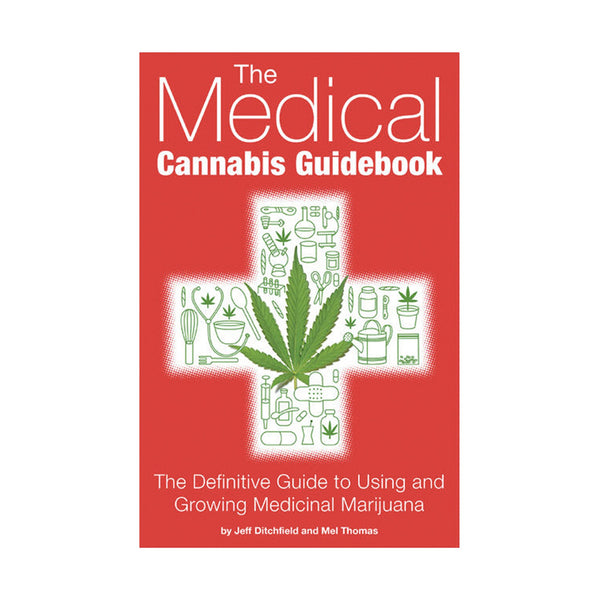 The Medical Cannabis Guide Book 0