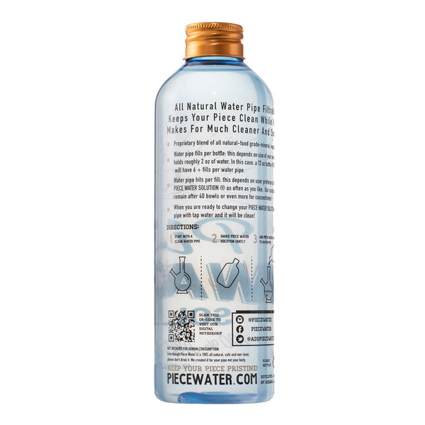 Piece Water - Resin Prevention Water Replacement - Default Title - 1