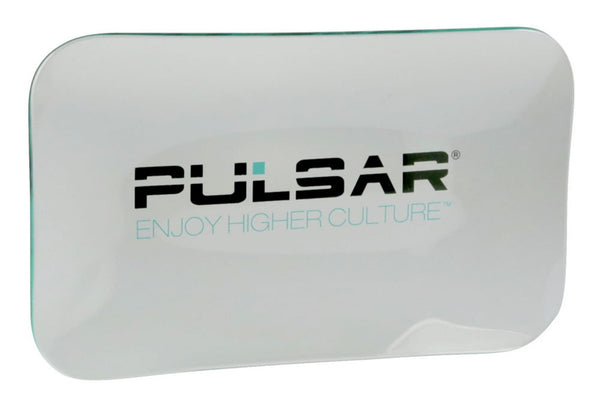 Pulsar - Glass Rolling Tray - Default Title - 0