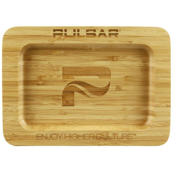 Pulsar - Bamboo Rolling Tray by Pulsar - Default Title - 0