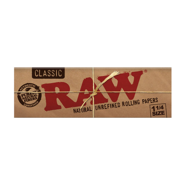 Raw - RAW Classic Rolling Papers Box of 24 Booklets - Default Title - 0
