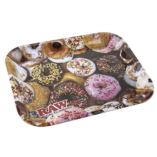 Raw - RAW Donuts Rolling Tray - Default Title - 0