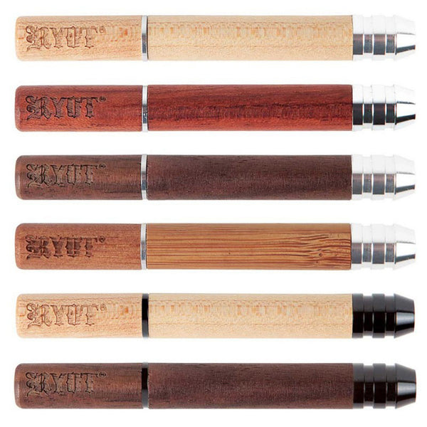 RYOT® - Twist Wooden One Hitter - Bamboo - 0