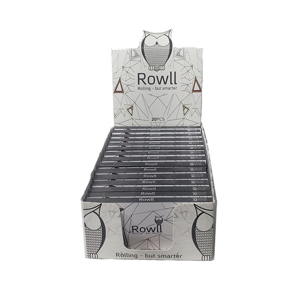 King Size Rolling Paper Kit (Display Box) by Rowll