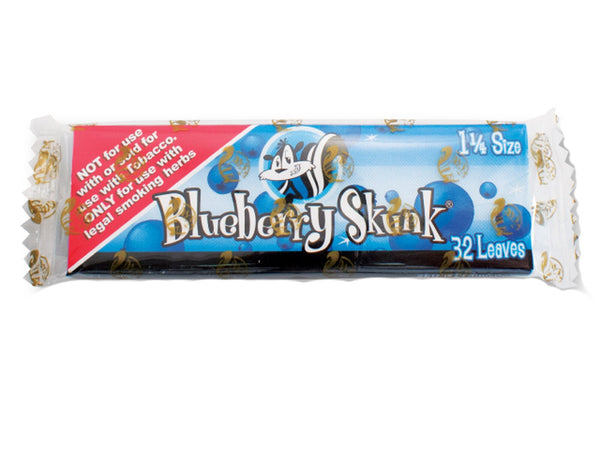 Skunk Brand - Blueberry Flavoured Rolling Papers - Default Title - 0