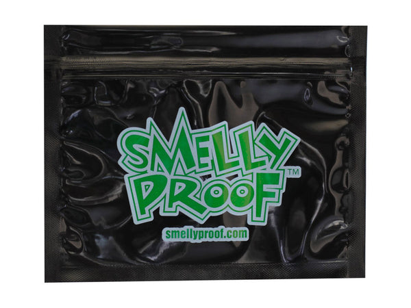 """Smelly Proof - 100 Small Smelly Proof Bags - 6""""x4"""" - 0"""
