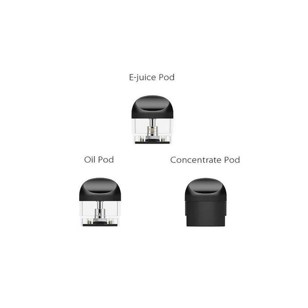 Yocan - Evolve 2.0 Replacement Pods - E-Juice Pods - 1