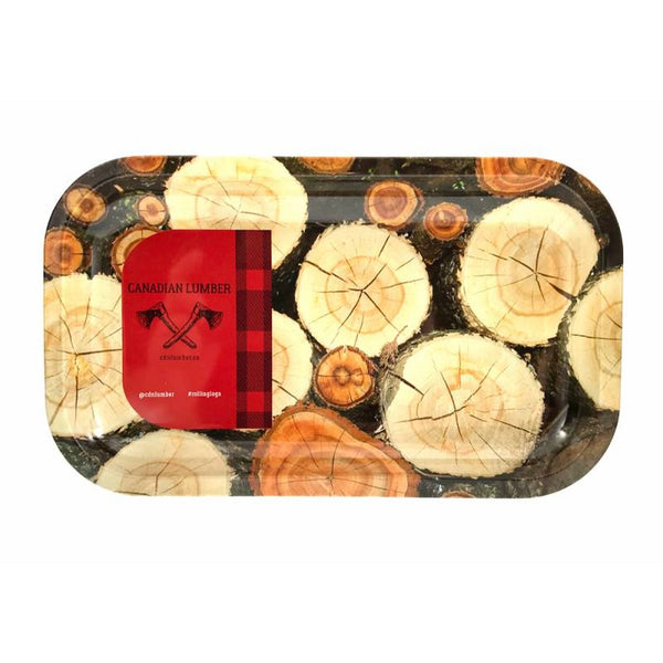 Canadian Lumber - Metal Rolling Tray - Default Title - 0