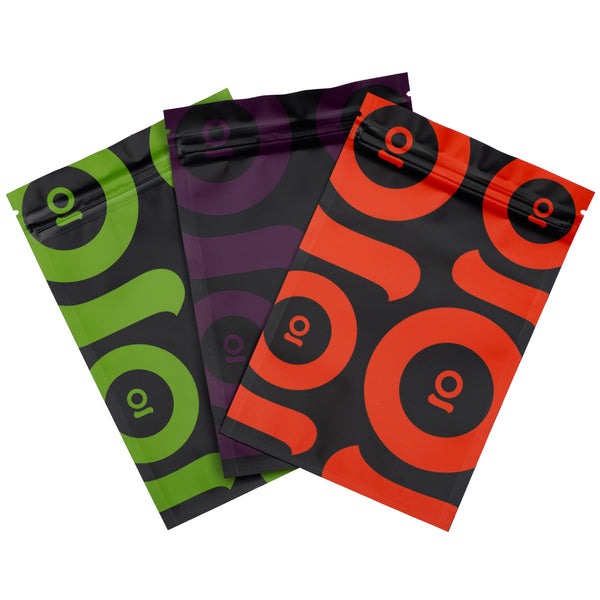 Ongrok - Smell Proof Mylar Bags 24 Pack - Multipack of 4 - 0