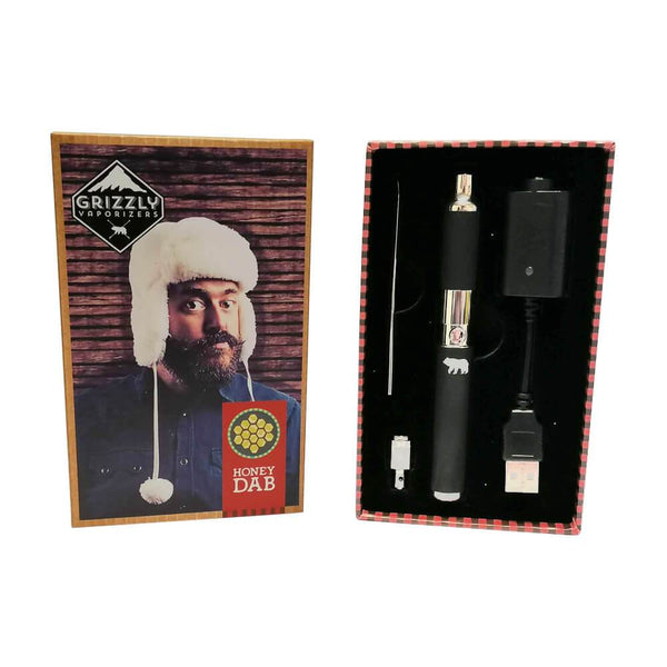 Grizzly Honey Dab Pen Vaporizer 3