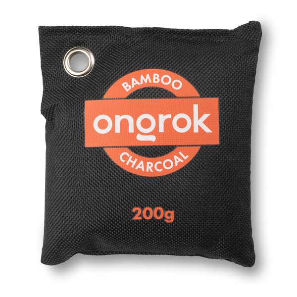Ongrok - Air Purifying Charcoal Bamboo Bags - 200g - 3