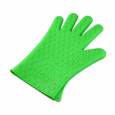 Herbal Chef - Silicone Oven Mitt - Default Title - 0