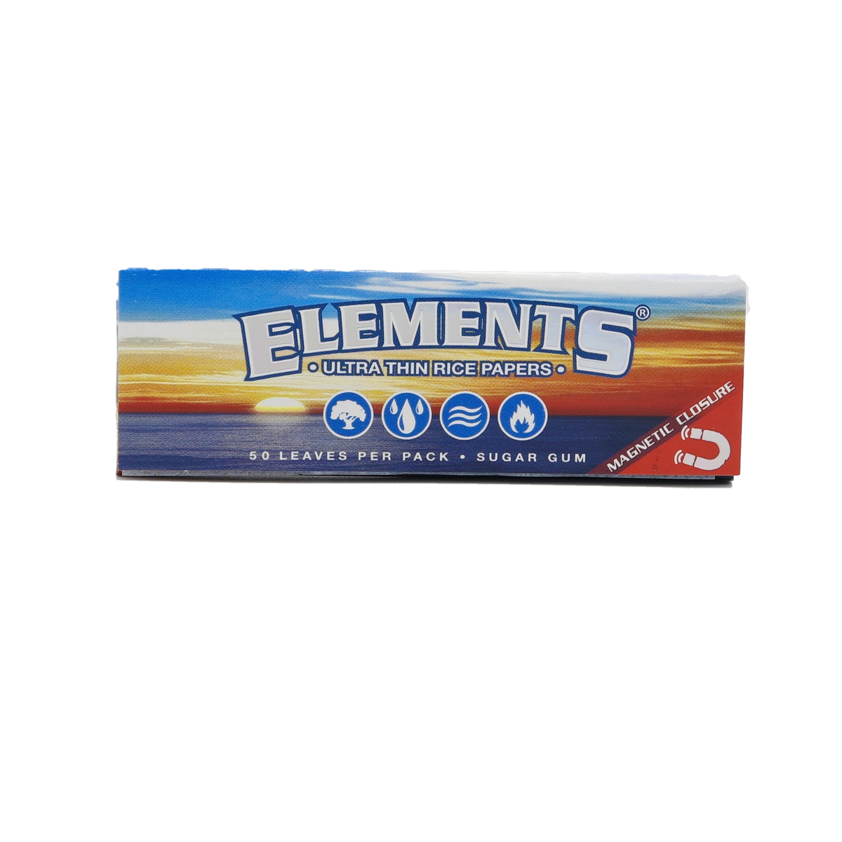 Elements Ultra Thin 1 ¼ Rolling Papers